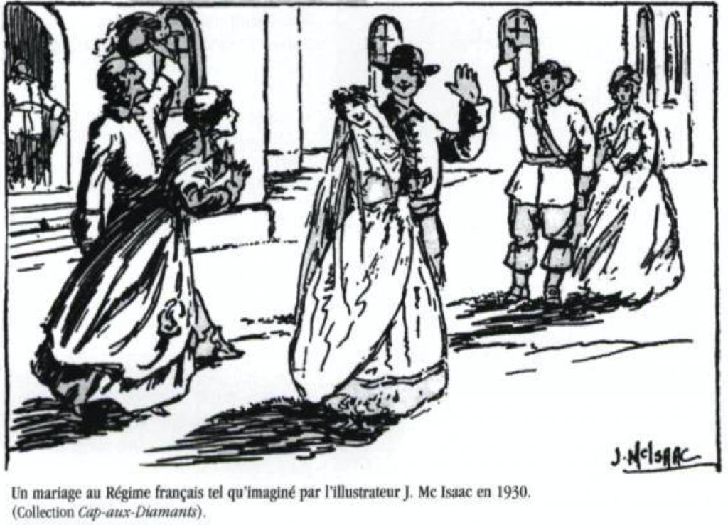 La bigamie en Nouvelle-France