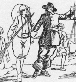 La grande recrue de 1653