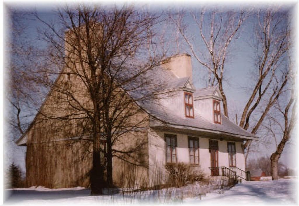 La maison Archambault