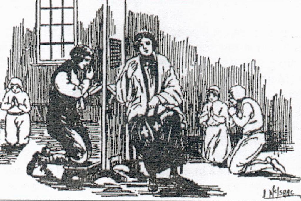Jacques Archambault et sa famille, témoins du tremblement de terre de 1663