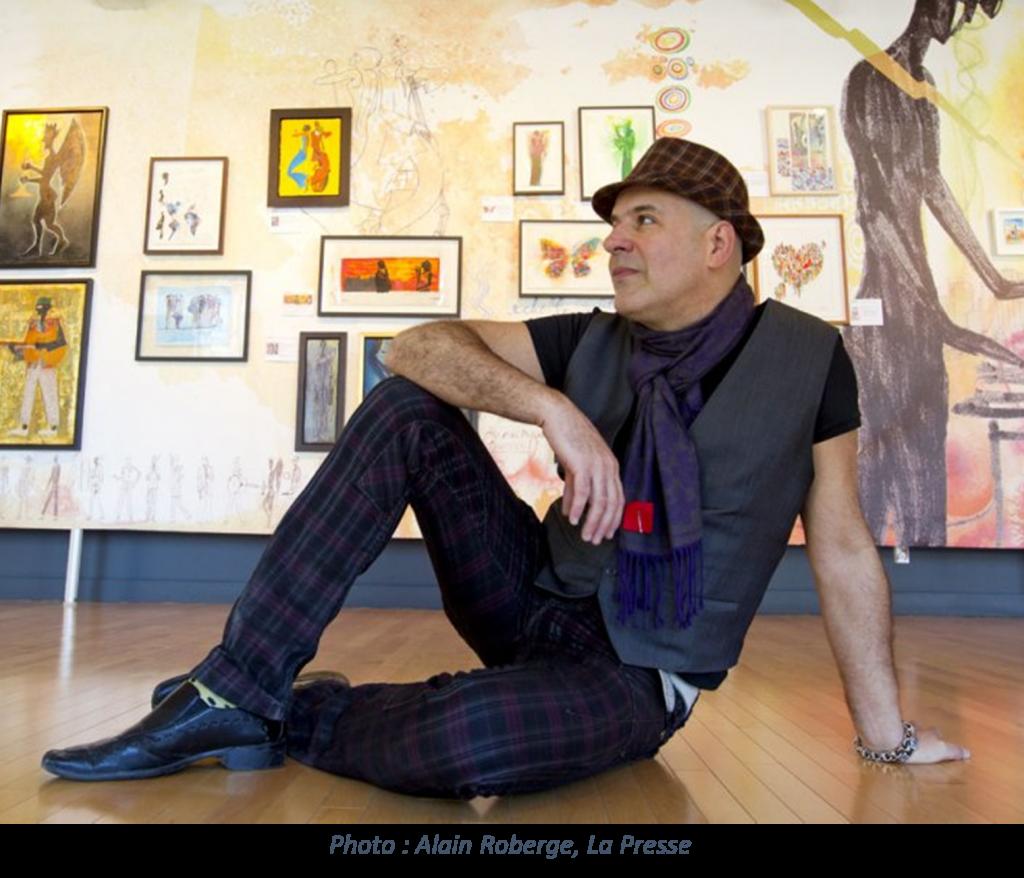 Yves Archambault – Illustrateur du Festival International de Jazz de Montréal