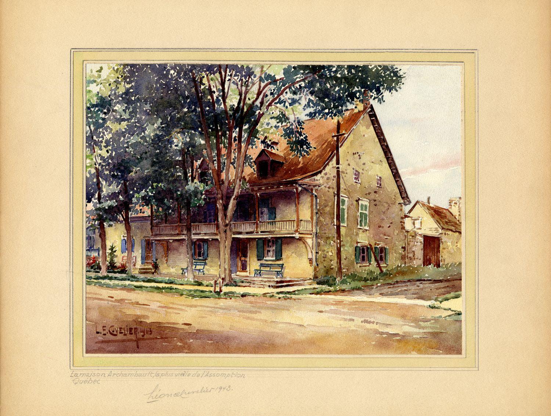 Maison de François Archambault